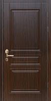 Входная дверь Рубикон орех темный (Украина)