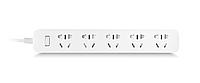 Умный удлинитель Xiaomi Mi Power Strip White белый оригинал Гарантия!