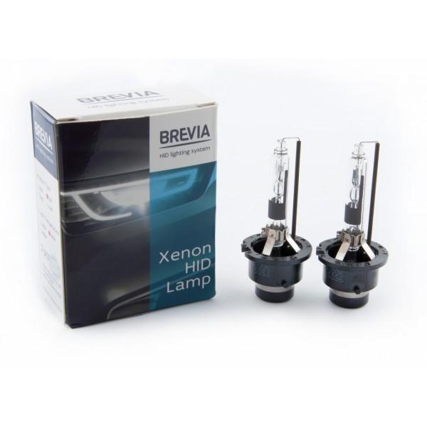 Ксеноновые лампы D4S 5000K Brevia