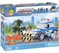 Конструктор Полицейская машина, серия Action Town, COBI