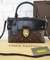 Женская сумка LOUIS VUITTON ONE HANDLE CANVAS (4043), фото 1