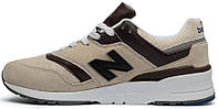 Мужские кроссовки New Balance 997 'Explore By Sea' Beige/Brown