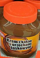 Шоколадно-ореховая паста Mister Choc 750 г