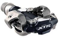 Контактные педали МТБ XTR M9000 XC Race SPD с шипами