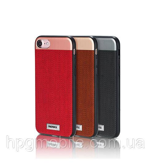 Чехол для iPhone 7, iPhone 8, iPhone SE 2 - Remax Mins Creative Case, разные цвета