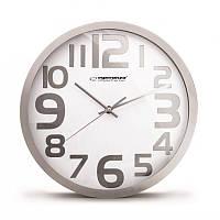 Часы настенные Esperanza EHC012W Hongkong white