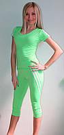 Костюм женский с бриджами, фото 1