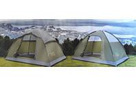 Палатка двухместная Green Camp 3005