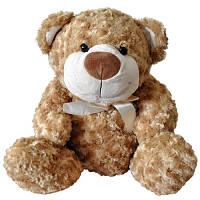 Мягкая игрушка Grand МЕДВЕДЬ (коричневый, с бантом, 48 см)