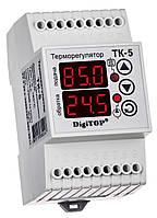 Регулятор температуры ТК-5в (трехканальный)