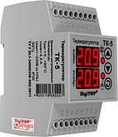 Регулятор температуры ТК-5 (двухканальный)
