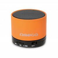 Блютус аудио колонка 1.0 omega og47o оранжевая