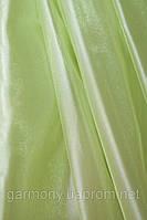 Ткань муар  Зеленый
