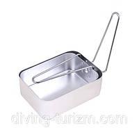 Кастрюля-сковорода с ручками 2 шт. 15298-5. Распродажа!