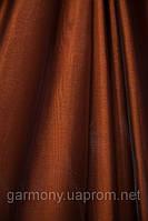 Ткань муар  Коричневый