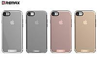 Чехол для iPhone 7 - Remax Saint Creative Case, разные цвета