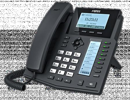 IP телефон Fanvil X5, фото 2