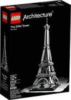 Lego Architecture Эйфелева башня 21019