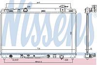 Радиатор охлаждения Toyota Camry V40 2.4 158 л.с. авт. кпп 2006-->2011 Nissens (Дания) 646844