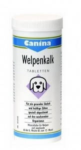 Canina Welpenkalk 150 табл. минеральный комплекс для щенков , фото 2