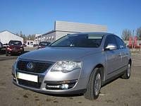 Прокат автомобиля представительского класса с водителем в г.Запорожье. Volkswagen Passat B6