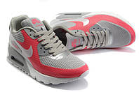 Nike Air Max 90 Hyperfuse Grey Pink