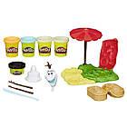 Набор Летние приключения Олафа Play-Doh Hasbro B3401, фото 2