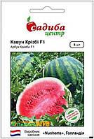 """Семена арбуза Кризби F1, сверхранний, 8 семян, """"Nunhems"""" (Нунхемс), Голландия"""