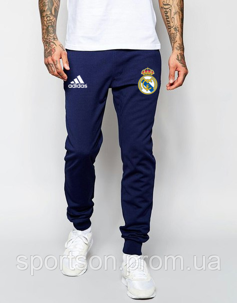 Футбольные штаны Реал Мадрид