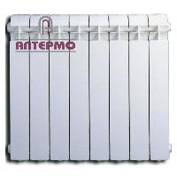 Радиатор биметаллический АЛТЕРМО ТОРИНО 500x78 (Украина, Полтава)