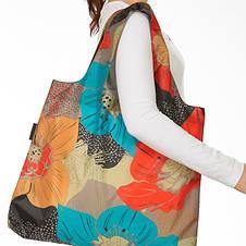 Дизайнерская сумка тоут Envirosax женская MT.B1 модные эко сумки женские, фото 2