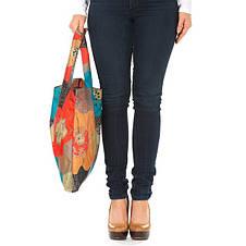 Дизайнерская сумка тоут Envirosax женская MT.B1 модные эко сумки женские, фото 3