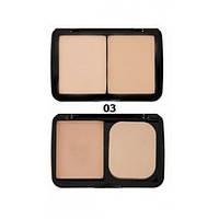 Компактная тройная пудра Chanel 3 in 1 Make-Up PPF 30 and Vitamin E 03