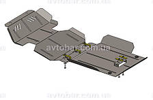Защита двигателя Great Wall Haval H5 (с 2011---) Грейт Вол Хавал