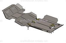 Защита двигателя Great Wall Haval H5 (с 2011 --) Кольчуга