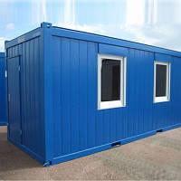 Бытовка офисная, строительная, офисный контейнер