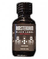 Попперс Amsterdam BLACK LABEL 24ml США