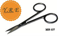 Ножницы маникюрные для ногтей YRE MN-07, маникюрные принадлежности