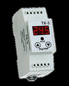 Регулятор температуры и реле времени