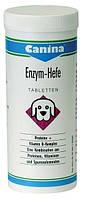 Canina Enzym Hefe пищевая добавка с дрожжами для собак.