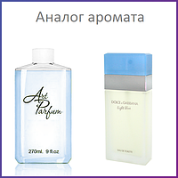 18. Парфюм. вода 270 мл Light Blue Dolce&Gabbana