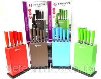 Набор ножей на подставке Edel Hoff EH 6521