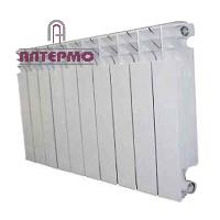 Радиатор биметаллический АЛТЕРМО РИО 500x80 (Украина, Полтава)