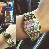 Часы Casio Montana (Gold, Silver)