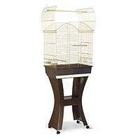 Клетка Imac Calla для попугаев с подставкой, 62х43х78 см