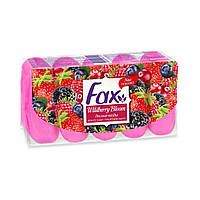 Мыло для рук Fax 5 шт, 70 г Лесные ягоды