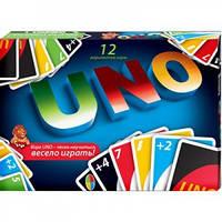 Настільна гра Uno (Уно) Danko toys