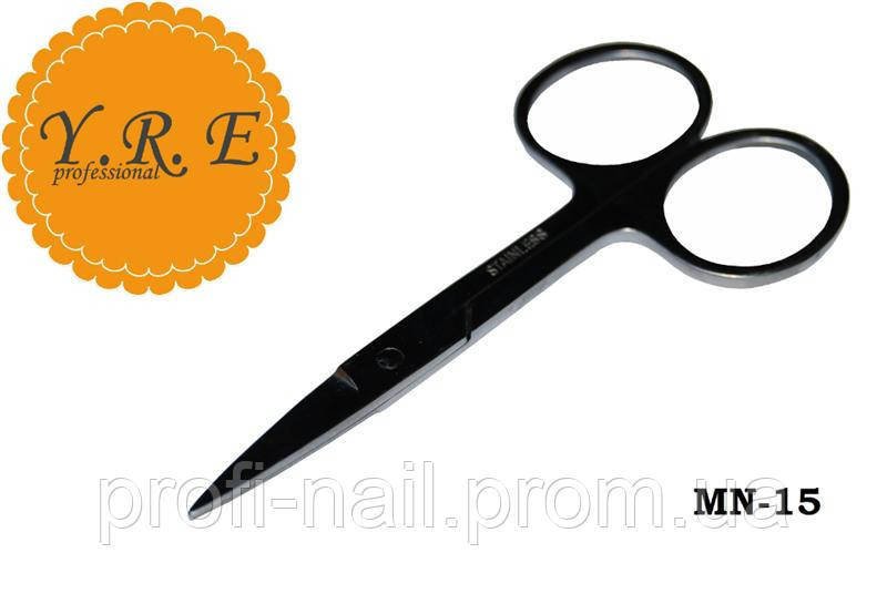 Ножницы маникюрные для ногтей YRE MN-15, все для ухода за ногтями