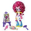 MLP EG мини-кукла с аксессуарами, Pinkie Pie B4909&B9472