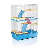 Клетка Imac Rat 80 Double для мелких грызунов, 80х48,5х110 см